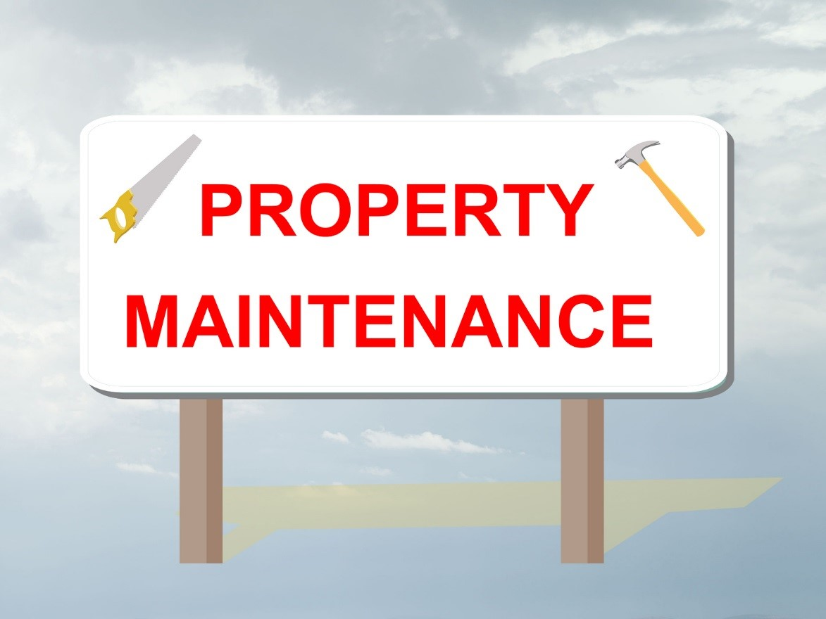 Post-Winter Property Maintenance Tasks